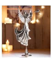 Deko-Figur Engel Juliette, Eisen lackiert Katalogbild