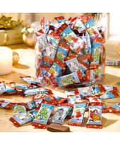 Weihnachts-Naps, 140-tlg. Milchcremefüllung, ca. 620g Katalogbild