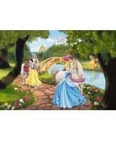 "Fototapete ""Royal Gala"", 184x127 cm Vorderansicht"