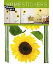 "Wandtattoo ""Sonnenblume"", 49x69 cm Katalogbild"