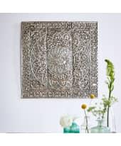 Wandobjekt Antigua, Aluminium, ca. B60 x H60 cm Katalogbild