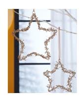 Deko-Hänger-Set Sterne, 2-tlg. Katalogbild