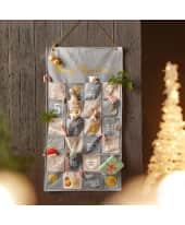 Adventskalender Merry Christmas, befüllbar, ca. H80cm Katalogbild