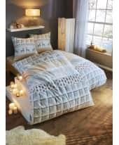 Bettwäsche Winter Wonder, mit Reißverschluss, Baumwolle Flanell Katalogbild