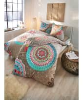 Bettwäsche Evita, mit Reißverschluss, Baumwolle Satin Katalogbild