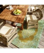 Outdoor-Teppich Fair, handgewebt, edel Katalogbild