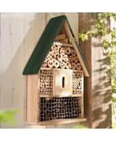 Nisthilfe für Gartennützlinge, Insektenhotel Katalogbild