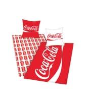 "Bettwäsche ""Coca Cola Classic"", Linon Vorderansicht"
