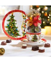 Weihnachtskaffee-Set, 4-tlg. Katalogbild