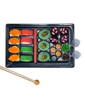 Fruchtgummi-Sushi, 300g Vorderansicht