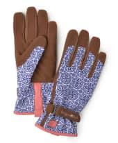 Gartenhandschuhe Artisan, gepolsterte Handballenauflage, elastisches Obermaterial, maschinenwaschbar Vorderansicht