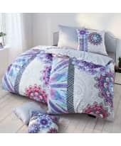 Bettwäsche Jamal, mit Reißverschluss, Baumwolle Satin Katalogbild