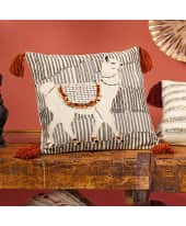 Kissenhülle Nanda, mit Reißverschluss, Baumwolle Katalogbild