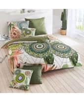 Bettwäsche Binu, mit Reißverschluss, Baumwolle Satin Katalogbild