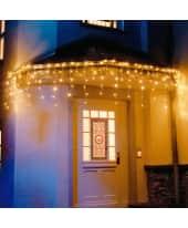 LED-Lichtervorhang, 336 LEDs Eisregen Katalogbild