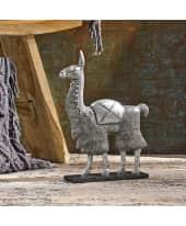 Deko-Figur Lama Pietro Katalogbild