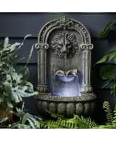 Gartenbrunnen Löwe Katalogbild
