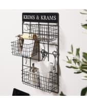 Wand-Aufbewahrung Krims & Krams Katalogbild