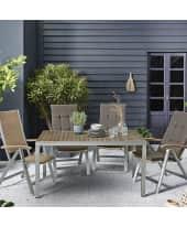 Spar-Set Outdoor-Möbel-Set, 5-tlg. Classico Katalogbild