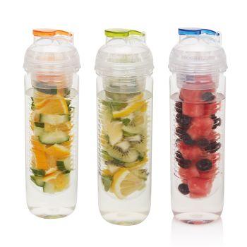 Trinkflasche mit Aromafach