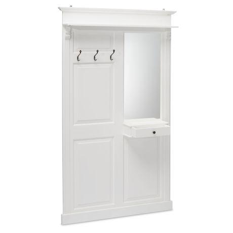 Garderobe Spiegel Kiefernholz