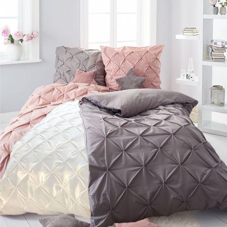 Bettwäsche Finja Mit Reißverschluss Baumwolle