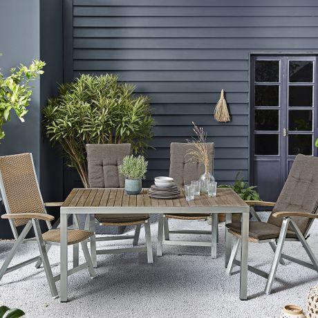 Spar-Set Outdoor-Möbel-Set, 5-tlg. Classico