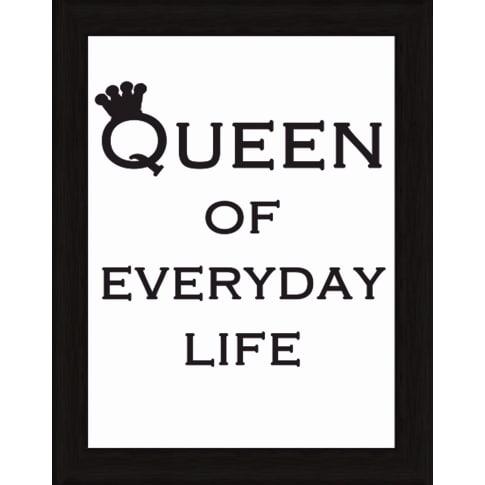 Bild Königin für jeden Tag Vorderansicht