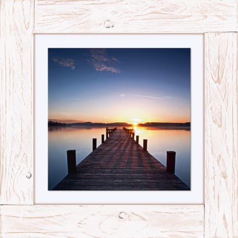 Bild Sonnenuntergang II Vorderansicht