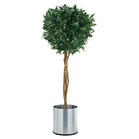Kunstpflanze Lorbeerbaum, ca. H150 cm Vorderansicht