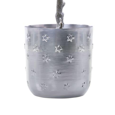 Übertopf Silver Stars, ca. H16cm Katalogbild