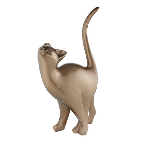 Deko-Figur Katze Missy, ca. H47cm Vorderansicht