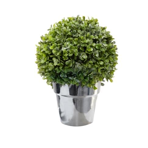 Kunstpflanze Buchsbaum Floretta Vorderansicht
