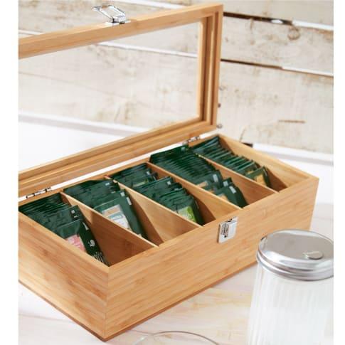 Teebox TEA LOUNGE Katalogbild