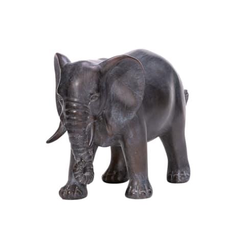 Deko-Figur Elefant Vorderansicht