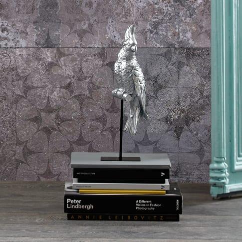 Deko-Figur Kakadu Katalogbild