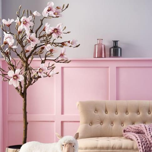 Kunstpflanze Magnolienbaum Katalogbild