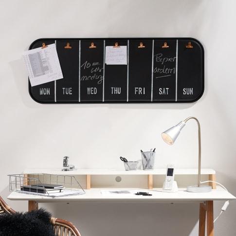 Memoboard Kalender, Tafel Katalogbild
