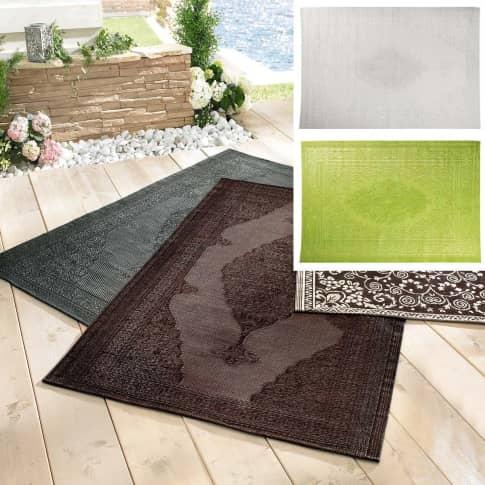 Outdoor-Teppich Nima, 100% Polypropylen, ca. 120 x 180 cm Vorderansicht