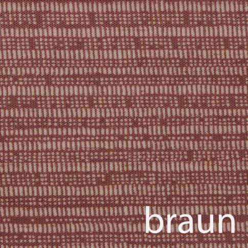 Klemmfix-Rollo, Thermo & Verdunklung, Polyester Vorderansicht