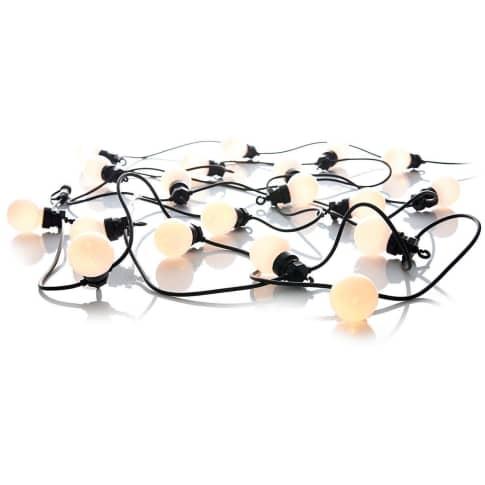 Lichterkette, outdoorgeeignet, 20 LEDs Vorderansicht