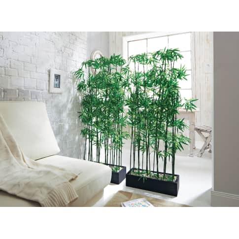 Kunstpflanze Raumtrenner Bambus, Kunststoff, ca. H140 cm Katalogbild