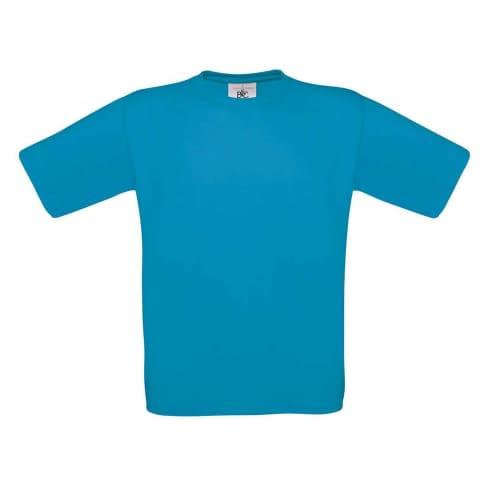 Herren T-Shirt mit Werbeanbringung, Rundhals, Regular Fit, Baumwolle Vorderansicht
