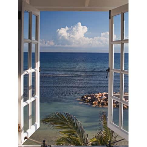 Bild Fenster zum Paradies Vorderansicht