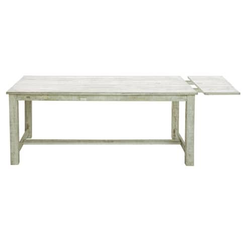 Outdoor-Tischseitenteile, 2-tlg. Lordi Vorderansicht