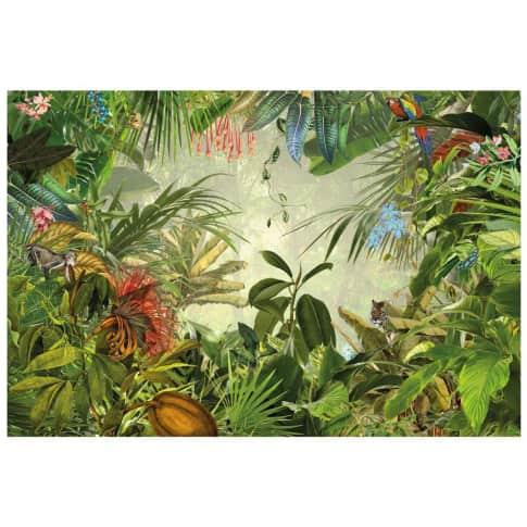 Fototapete Dschungel, Vlies Vorderansicht