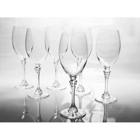 Rotweinglas-Set, 6-tlg. Juliet, 35cl Vorderansicht