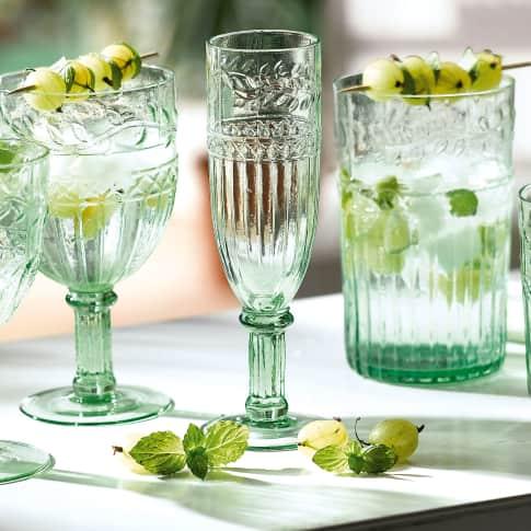 Sektglas-Set, 6-tlg., Glas Katalogbild