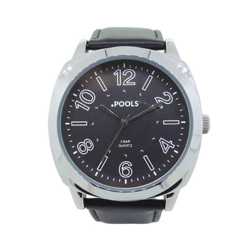 Armbanduhr, Dornschließe, Chrono Look Vorderansicht