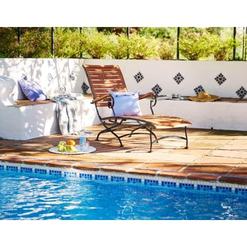 Outdoor-Deckchair Bellagio Katalogbild
